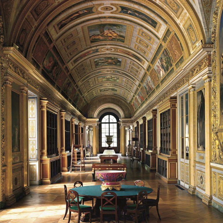 Galerie-de-Diane-Château de Fontainebleau ©FMR