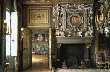 Salon François 1er - Château de Fontainebleau