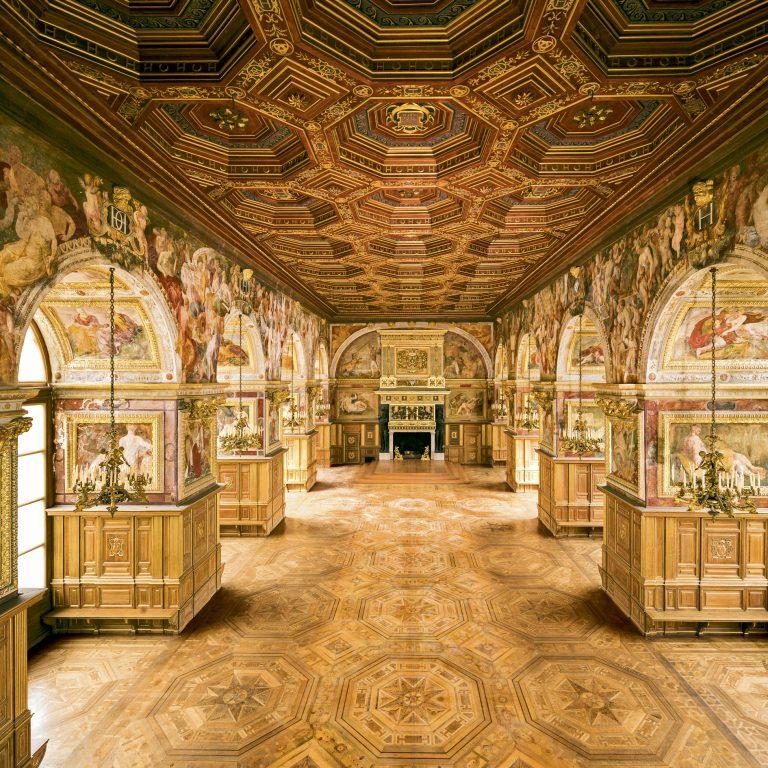 Fontainebleau Renaissance Castle