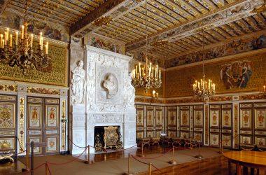 Salle des gardes - Château de Fontainebleau