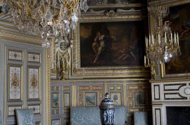 Salon Louis XIII - Château de Fontainebleau