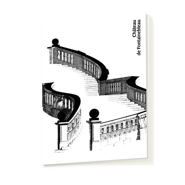 Cahier Escalier Fontainebleau