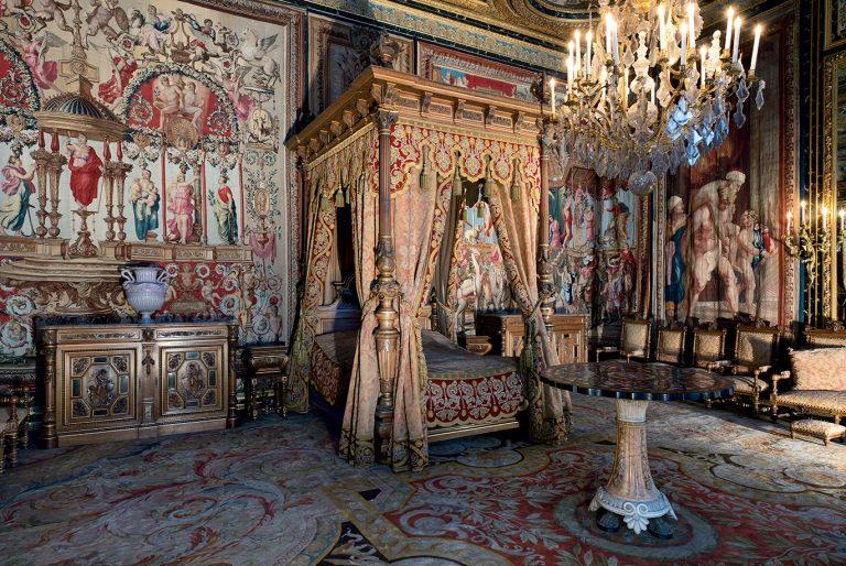 Appartement du Pape Château de Fontainebleau