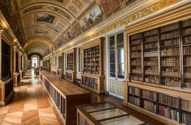 Galerie de Diane du château de Fontainebleau