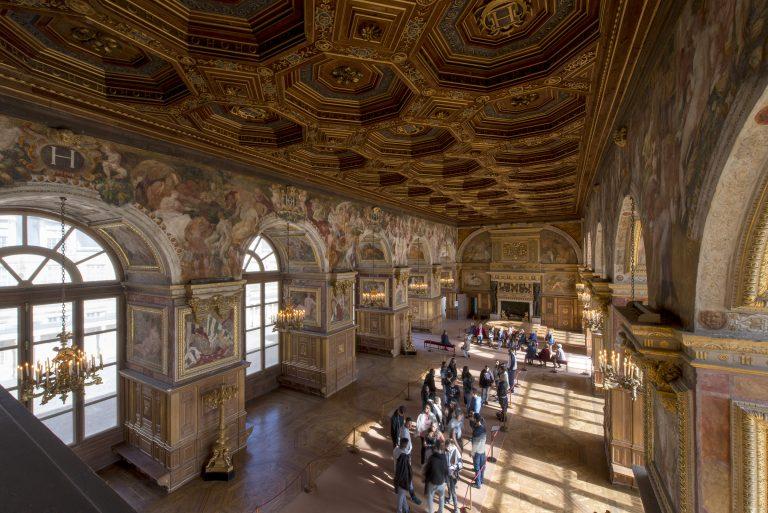 Visite guidée du château de Fontainebleau