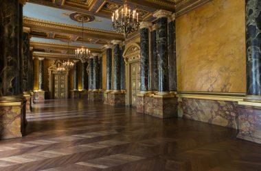 La galerie des cerfs - Château de Fontainebleau - © Thomas Garnier