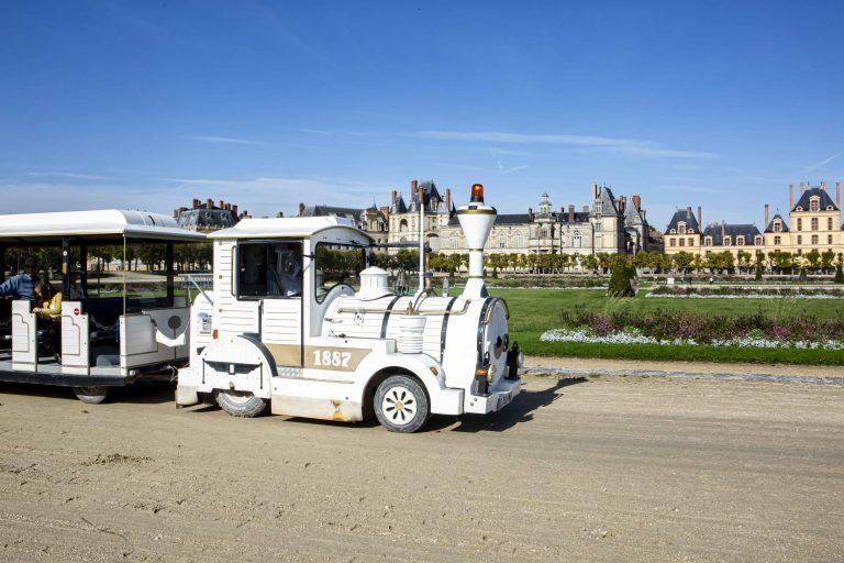 Petit train du château de Fontainebleau