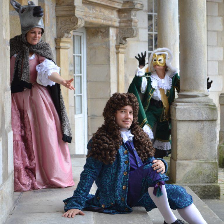 Visites ludiques pendant c'est mon patrimoine ! au château de Fontainebleau