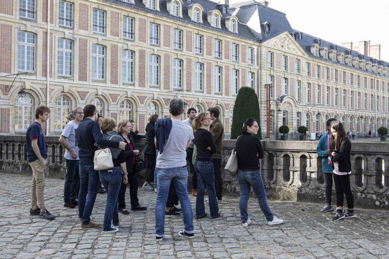 Forum vivre ensemble au château de Fontainebleau