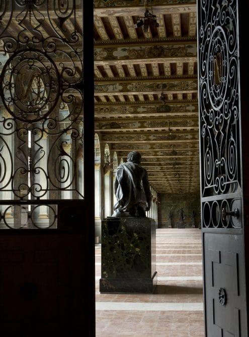Galerie des Cerfs (bronzes de la collection François Ier)