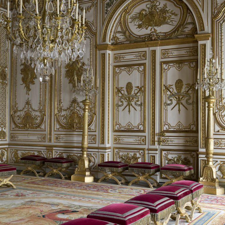 La chambre du roi / salle du trône