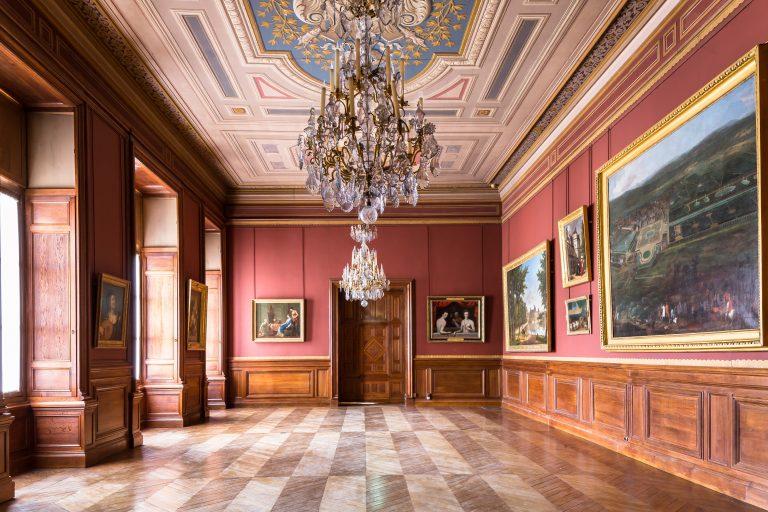Galerie des Fastes-Château de Fontainebleau
