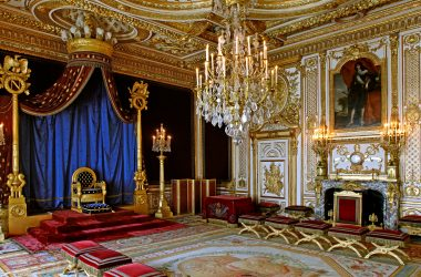 Chambre du roi-Château e Fontainebleau
