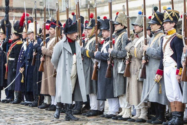 reconstitution Napoléonienne © Emilie Brouchon