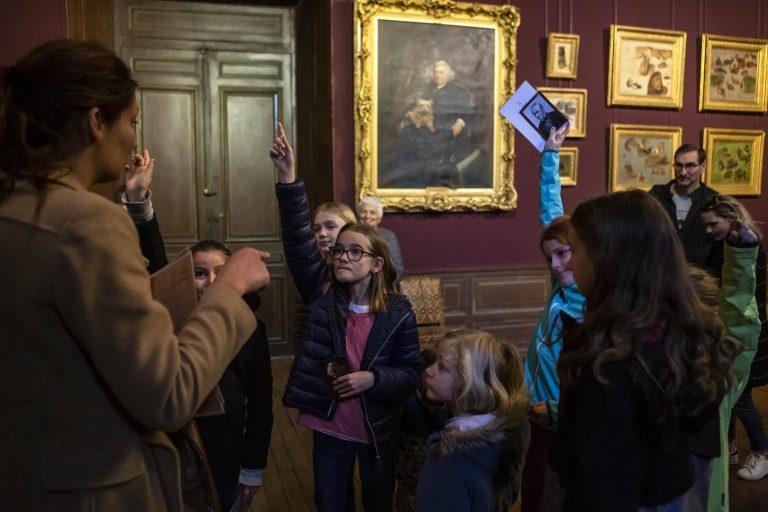 Visite Enquête au château de Fontainebleau