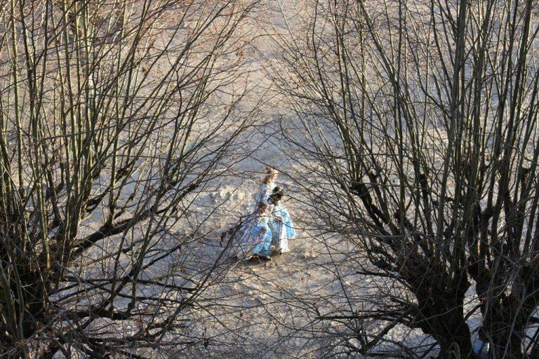 Visite Princesses venues du froid au château de Fontainebleau