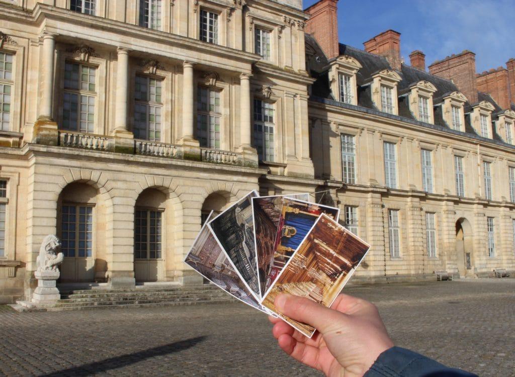 Billetterie du château de Fontainebleau