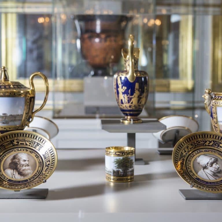 Le musée Napoléon