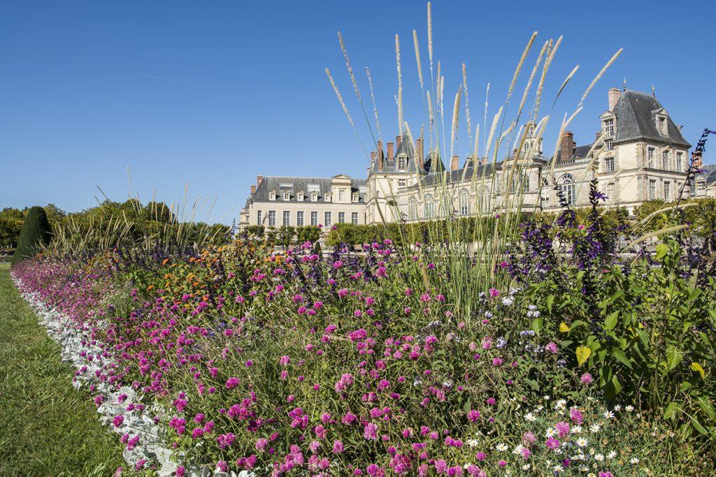 Réouverture du château de Fontainebleau