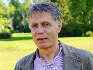 David Guillet, directeur du patrimoine et des collections