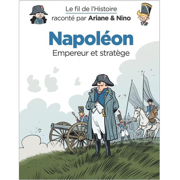 Napoléon Empereur et stratège