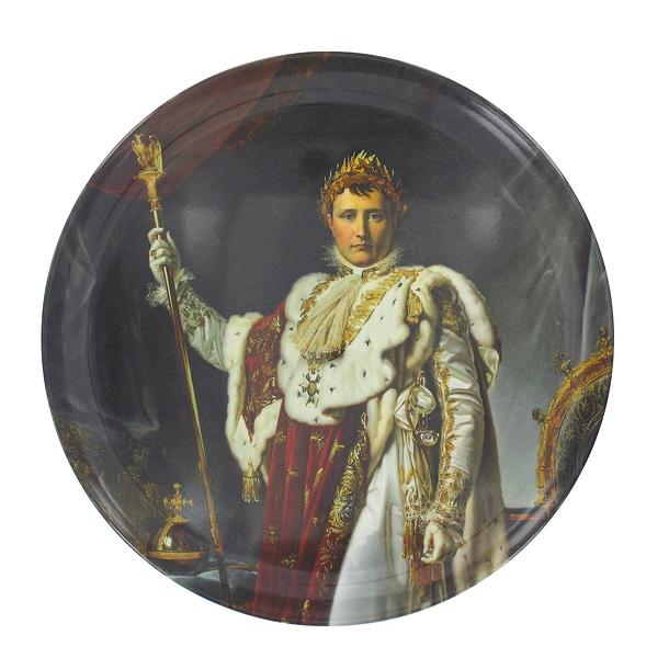 Assiette Napoléon Ier