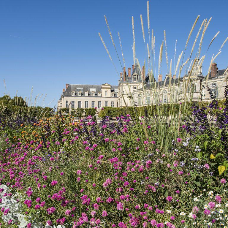 130 hectares de parc et de jardins