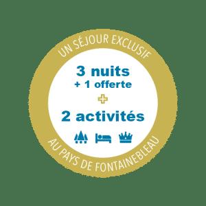 Offre spéciale été Château de Fontainebleau