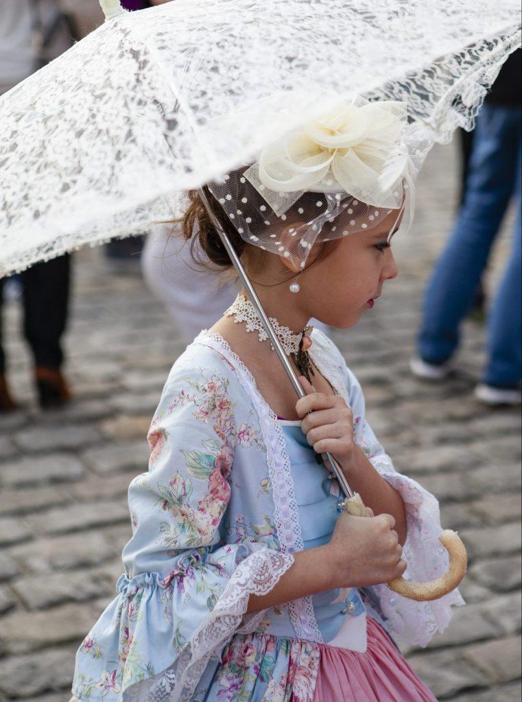 Le Carnaval au château de Fontainebleau
