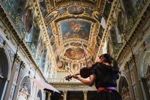 musique au château de Fontainebleau - Chapelle de la Trinité