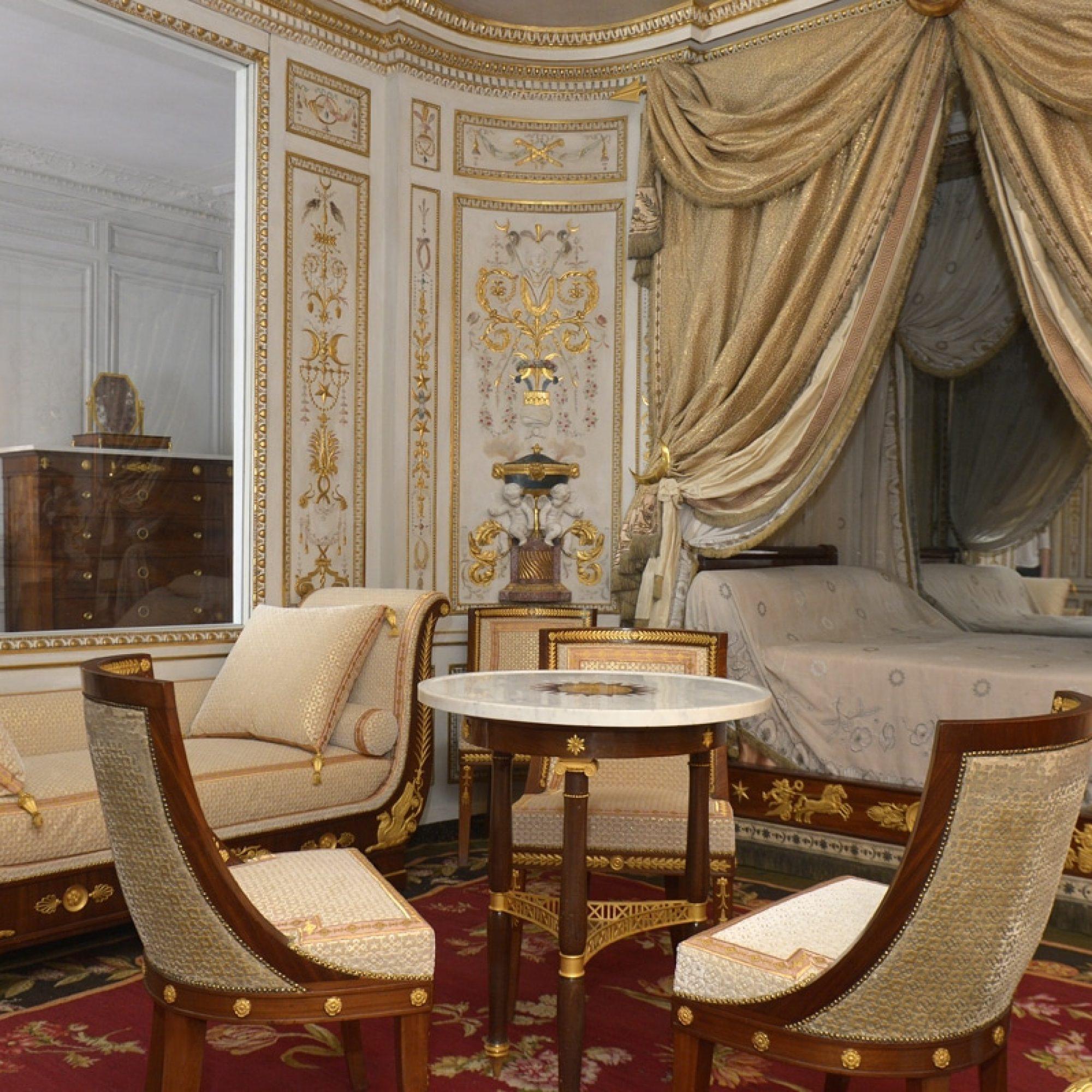 Visites guidées du boudoir Turc du château de Fontainebleau